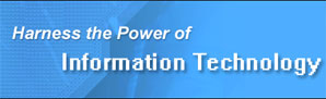 Harness the Power of Information Technology